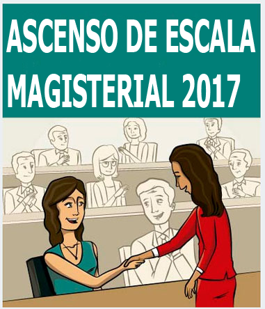 ASCENSO ESCALA MAGISTERIAL